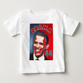 Inauguración Obama - 44.o presidente Playera De Bebé