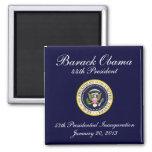 Inauguración presidencial 2013 iman de frigorífico