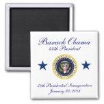Inauguración presidencial 2013 imán de frigorifico