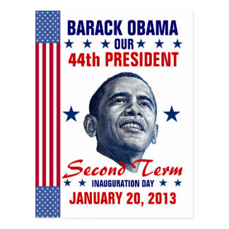 Inauguración presidencial 2013 tarjeta postal