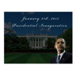 Inauguración presidencial de Barack Obama 2013 Postales