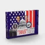 "Inaugural 2013 award<br><div class=""desc"">Inaugural Barack Obama Joe Biden Inauguration President Presidential 2013 2012 Democrat Republican Boulder Washington</div>"