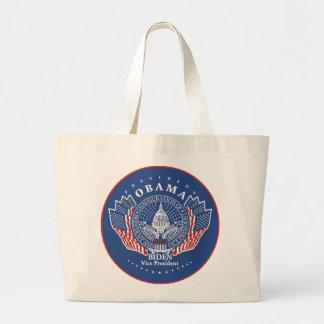 Inaugural 2013 tote bags