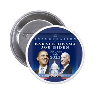 Inaugural 2013 buttons