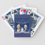 Inaugural 2013 card decks