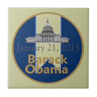 Inaugural 2013 ceramic tile