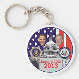 Inaugural 2013 Keychain