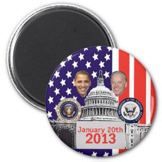 Inaugural 2013 Magnet