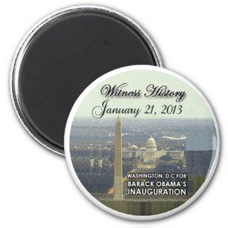 Inaugural 2013 magnets