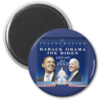 Inaugural 2013 fridge magnet