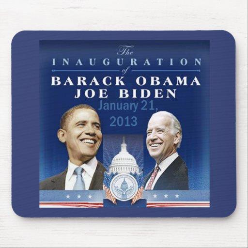 Inaugural 2013 mouse pad
