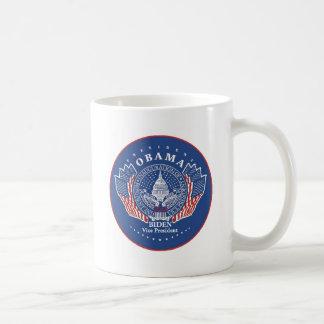 Inaugural 2013 classic white coffee mug