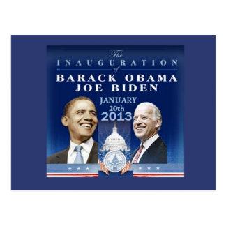 Inaugural 2013 Postcard
