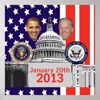 Inaugural 2013 Poster