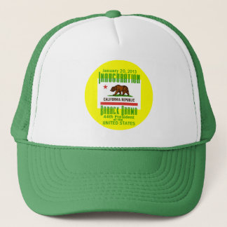 Inaugural 2013 trucker hat