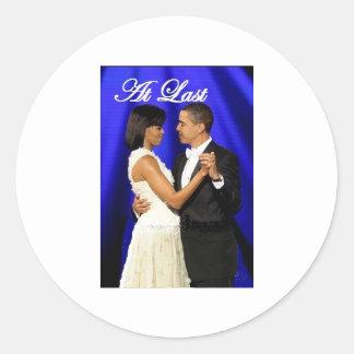 Inaugural Ball Dance Sticker