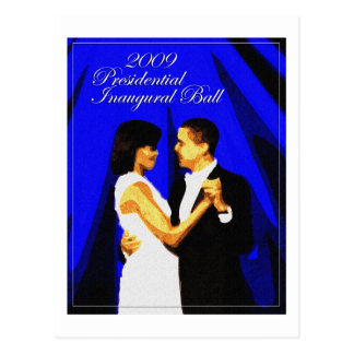 Inaugural Ball Postcard