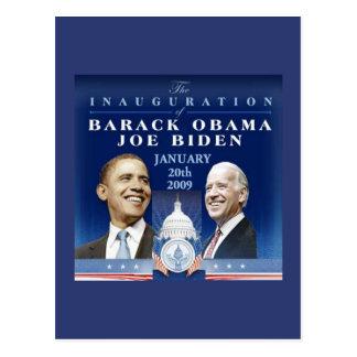 Inaugural Capitol Postcard