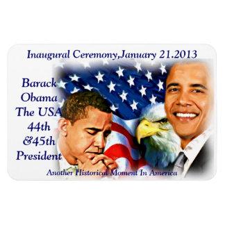 Inauguration2013, imán de Barack Obama_Premium