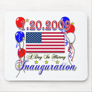 Inauguration 2009 Gifts and Inauguration Apparel Mouse Pad