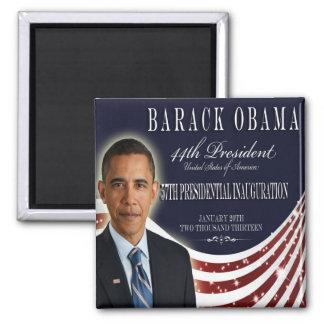 Inauguration 2013 Obama Magnet