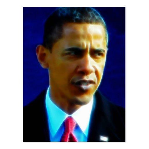 Inauguration Address, President Barack Obama Postcard