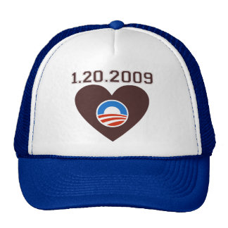 Inauguration Countdown Trucker Hat, Royal Blue