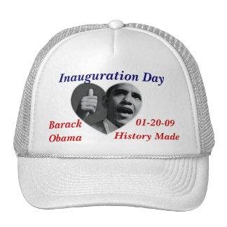 Inauguration Day 2009_ Hat Trucker Hats