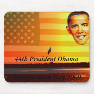 Inauguration Day 2009_Mousepad Mouse Pad