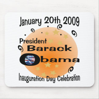 Inauguration Day Celebration Mouse Pad