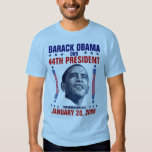 Inauguration Day (Dlb Sided) T Shirts