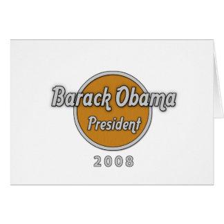 inauguration day jan 20 2009 card