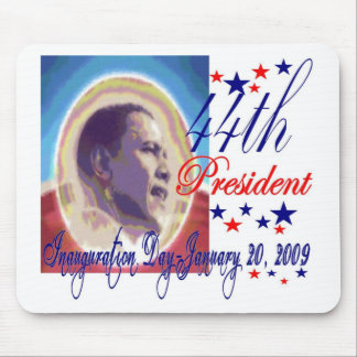 inauguration day January 20, 2009 Mouse Pad