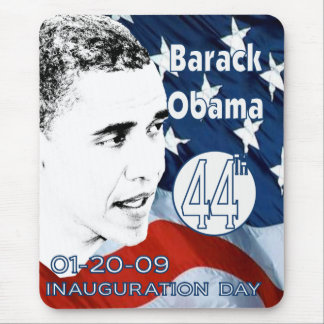 Inauguration Day Mouse Pad