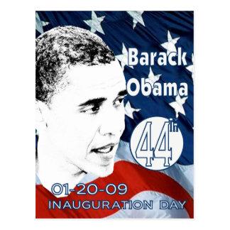 Inauguration Day Postcard