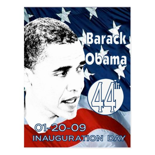Inauguration Day Postcards