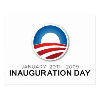 Inauguration Day Postcard