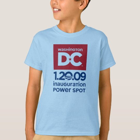 Inauguration Kids Tshirt