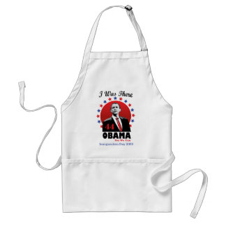 Inauguration Obama - 44th President Adult Apron