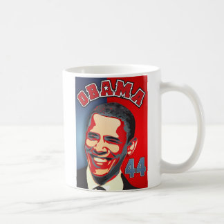 Inauguration Obama - 44th President Coffee Mug