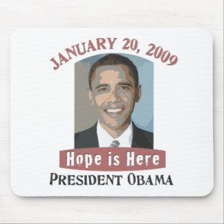 Inauguration Obama Merchandise Mouse Pad