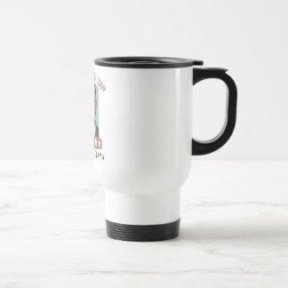 Inauguration Obama Travel Mug