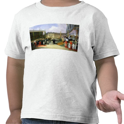 Inauguration of a Monument in Memory Louis XVI Tees