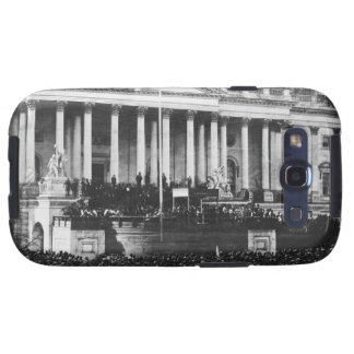 Inauguration of Abraham Lincoln March 4 1861 Samsung Galaxy SIII Case