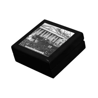 Inauguration of Abraham Lincoln March 4 1861 Jewelry Box