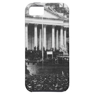 Inauguration of Abraham Lincoln March 4, 1861 iPhone SE/5/5s Case