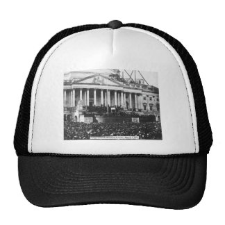Inauguration of Abraham Lincoln March 4, 1861 Trucker Hat