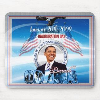Inauguration of Barack Obama Mouse Pad
