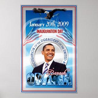Inauguration of Barack Obama Print