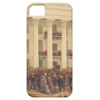Inauguration of Jefferson Davis American Civil War iPhone SE/5/5s Case